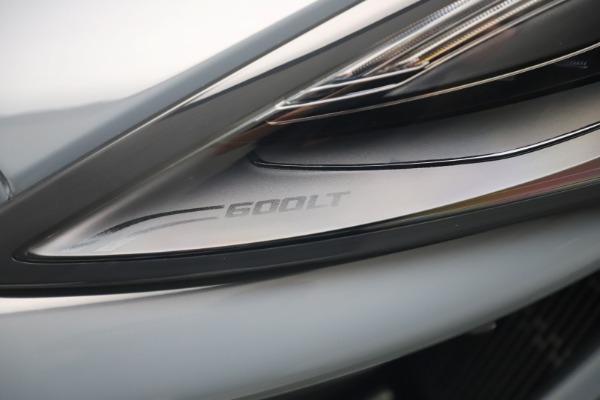 New 2019 McLaren 600LT for sale $311,619 at Maserati of Westport in Westport CT 06880 14
