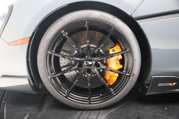 Used 2019 McLaren 600LT for sale $279,900 at Maserati of Westport in Westport CT 06880 16