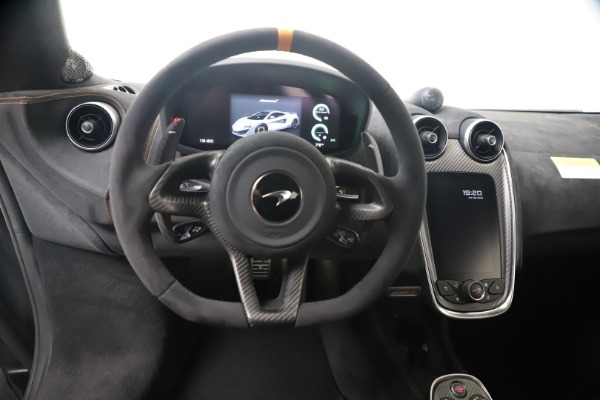 Used 2019 McLaren 600LT for sale $279,900 at Maserati of Westport in Westport CT 06880 18