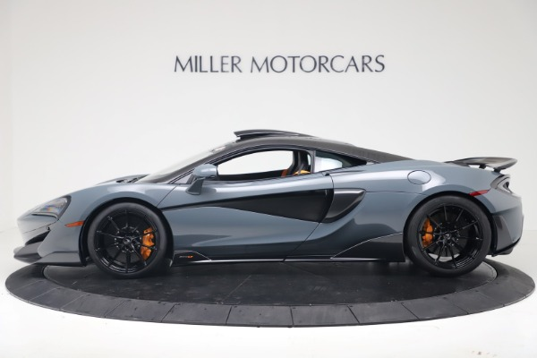 New 2019 McLaren 600LT Coupe for sale $311,619 at Maserati of Westport in Westport CT 06880 2