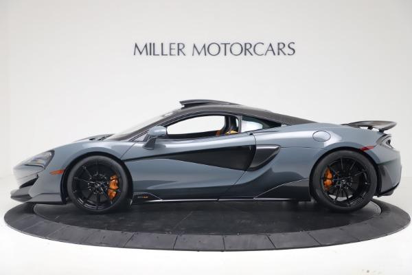 New 2019 McLaren 600LT for sale $311,619 at Maserati of Westport in Westport CT 06880 2