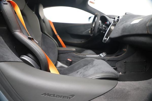New 2019 McLaren 600LT for sale $311,619 at Maserati of Westport in Westport CT 06880 23