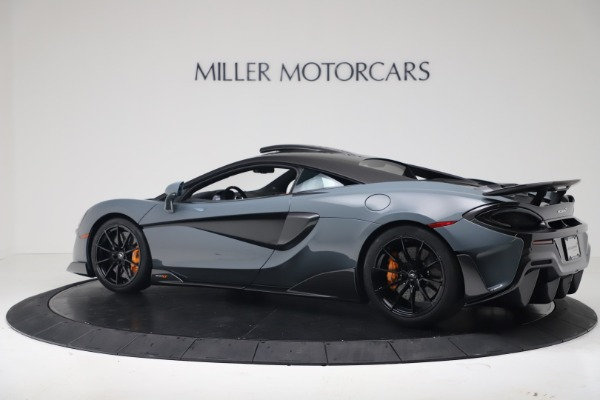 New 2019 McLaren 600LT Coupe for sale $311,619 at Maserati of Westport in Westport CT 06880 3