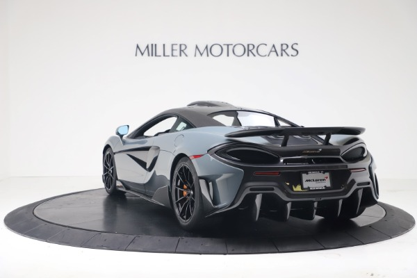 New 2019 McLaren 600LT Coupe for sale $311,619 at Maserati of Westport in Westport CT 06880 4