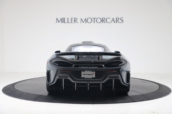New 2019 McLaren 600LT Coupe for sale $311,619 at Maserati of Westport in Westport CT 06880 5