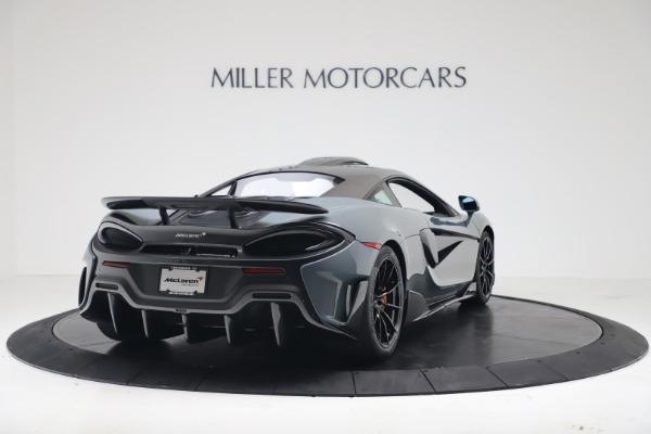 New 2019 McLaren 600LT for sale $311,619 at Maserati of Westport in Westport CT 06880 6