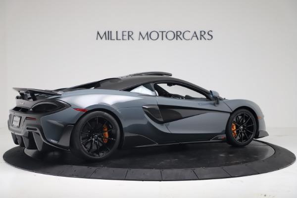 New 2019 McLaren 600LT for sale $311,619 at Maserati of Westport in Westport CT 06880 7