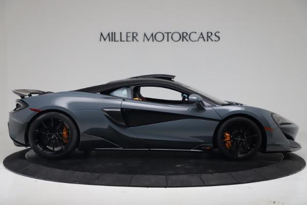 Used 2019 McLaren 600LT for sale $279,900 at Maserati of Westport in Westport CT 06880 8