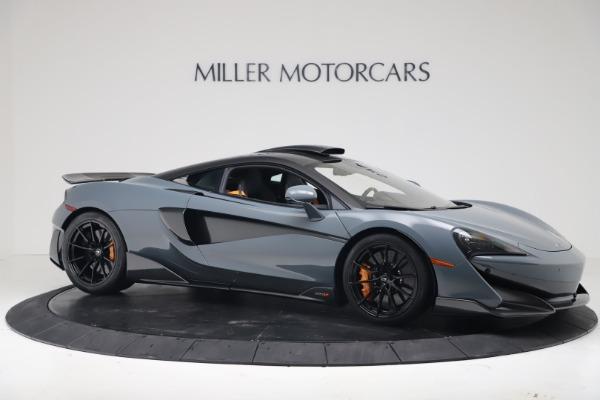 New 2019 McLaren 600LT for sale $311,619 at Maserati of Westport in Westport CT 06880 9