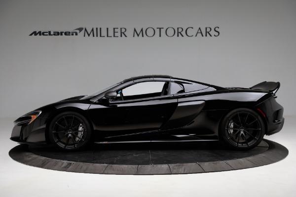 Used 2016 McLaren 675LT Convertible for sale Sold at Maserati of Westport in Westport CT 06880 14