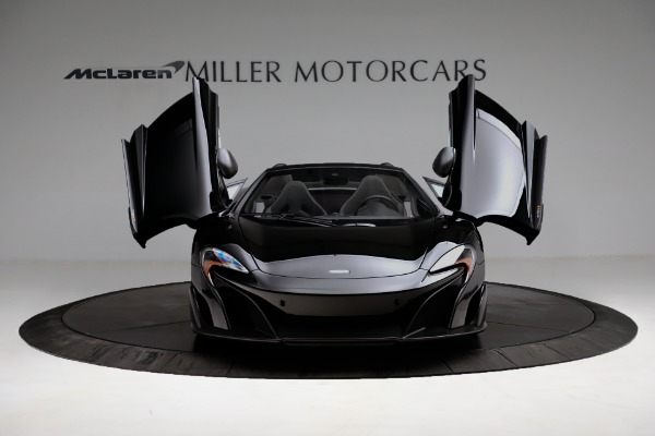 Used 2016 McLaren 675LT Convertible for sale Sold at Maserati of Westport in Westport CT 06880 19