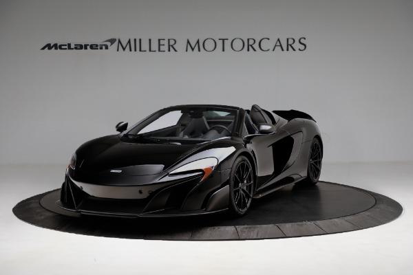 Used 2016 McLaren 675LT Convertible for sale Sold at Maserati of Westport in Westport CT 06880 2