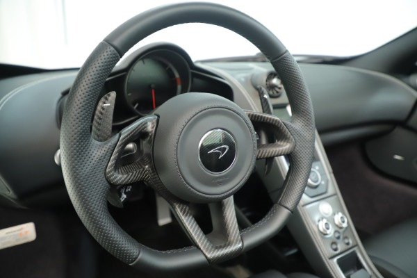 Used 2016 McLaren 675LT Convertible for sale Sold at Maserati of Westport in Westport CT 06880 23