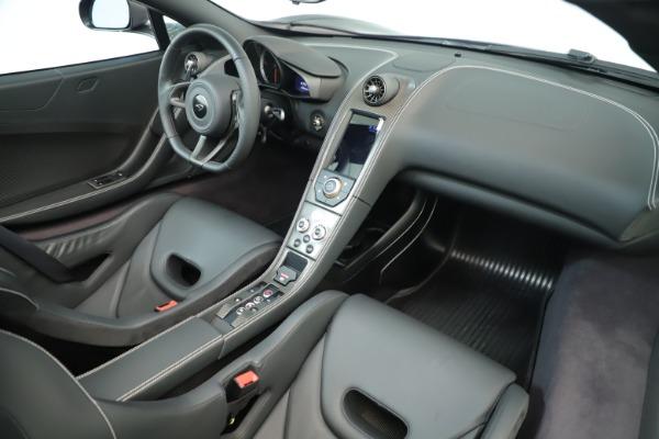Used 2016 McLaren 675LT Convertible for sale Sold at Maserati of Westport in Westport CT 06880 25