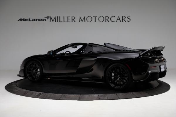 Used 2016 McLaren 675LT Convertible for sale Sold at Maserati of Westport in Westport CT 06880 4
