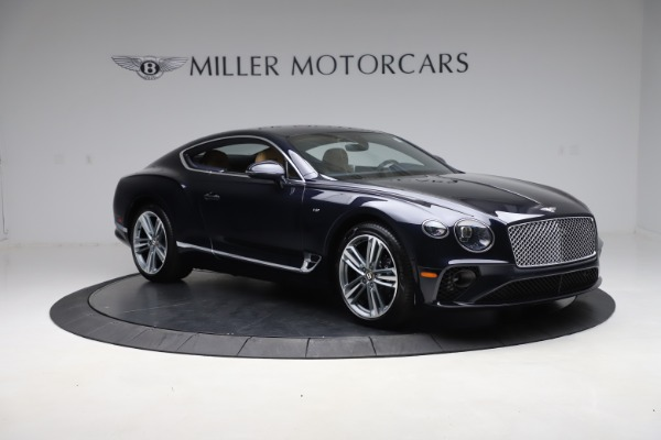 New 2020 Bentley Continental GT V8 for sale $239,445 at Maserati of Westport in Westport CT 06880 11