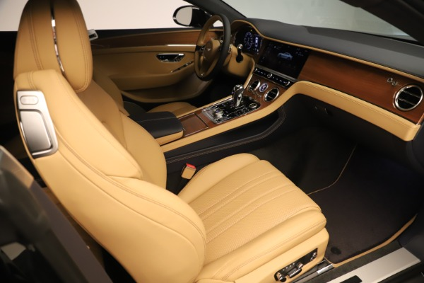 New 2020 Bentley Continental GT V8 for sale $239,445 at Maserati of Westport in Westport CT 06880 23