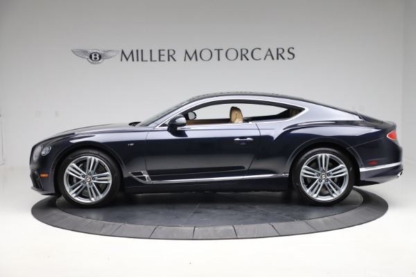 New 2020 Bentley Continental GT V8 for sale $239,445 at Maserati of Westport in Westport CT 06880 3