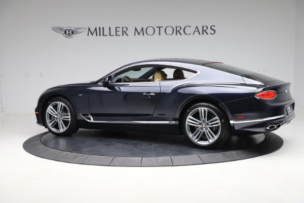 New 2020 Bentley Continental GT V8 for sale $239,445 at Maserati of Westport in Westport CT 06880 4
