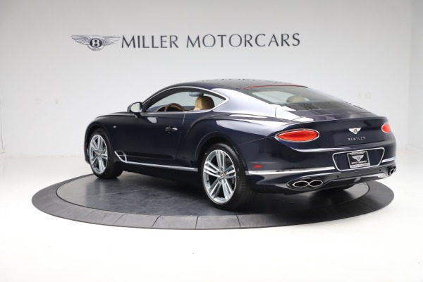New 2020 Bentley Continental GT V8 for sale $239,445 at Maserati of Westport in Westport CT 06880 5