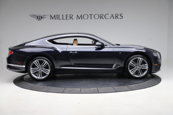 New 2020 Bentley Continental GT V8 for sale $239,445 at Maserati of Westport in Westport CT 06880 9