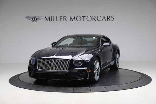 New 2020 Bentley Continental GT V8 for sale $239,445 at Maserati of Westport in Westport CT 06880 1