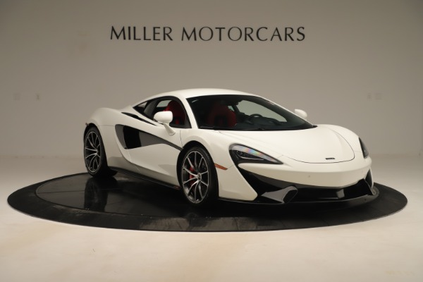 New 2020 McLaren 570S Coupe for sale $215,600 at Maserati of Westport in Westport CT 06880 10