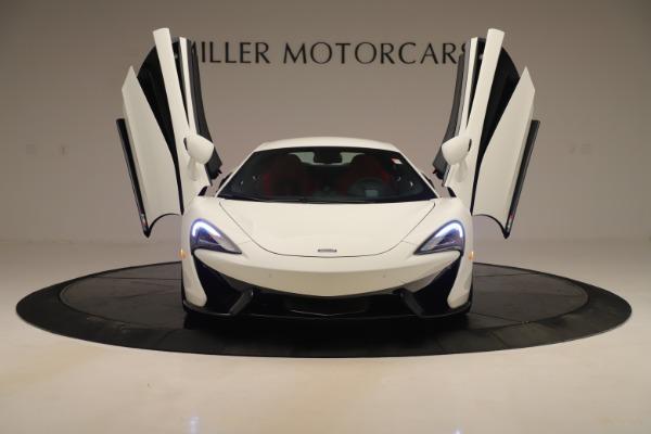 New 2020 McLaren 570S Coupe for sale $215,600 at Maserati of Westport in Westport CT 06880 12