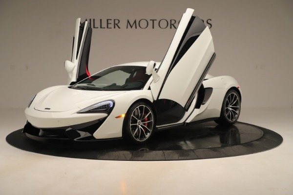 New 2020 McLaren 570S for sale $215,600 at Maserati of Westport in Westport CT 06880 13