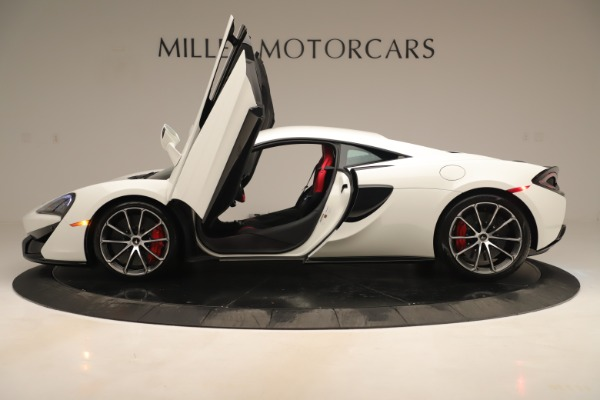 New 2020 McLaren 570S Coupe for sale $215,600 at Maserati of Westport in Westport CT 06880 14