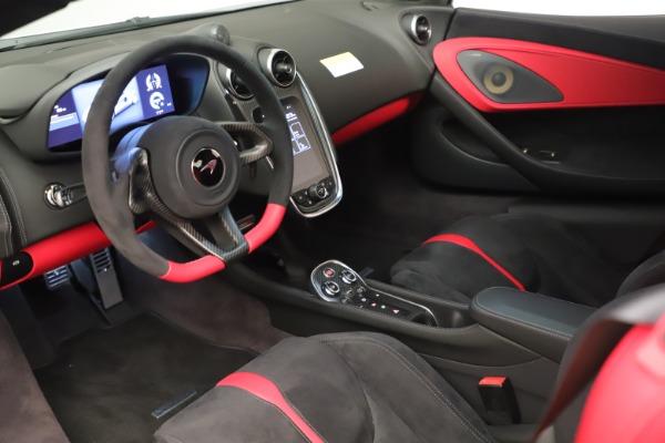 New 2020 McLaren 570S Coupe for sale $215,600 at Maserati of Westport in Westport CT 06880 16