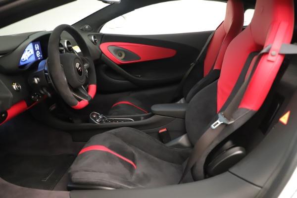New 2020 McLaren 570S Coupe for sale $215,600 at Maserati of Westport in Westport CT 06880 17
