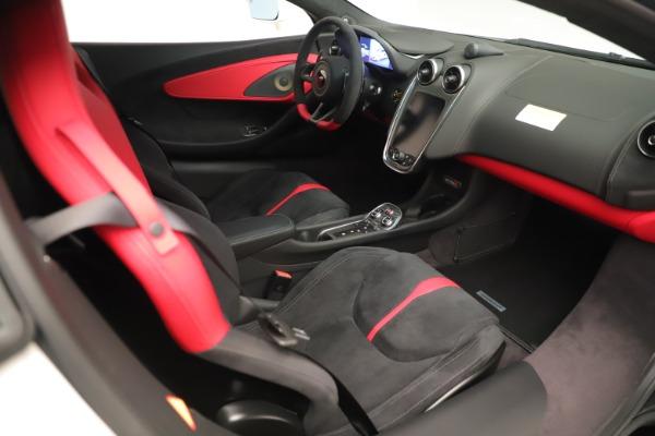 New 2020 McLaren 570S Coupe for sale $215,600 at Maserati of Westport in Westport CT 06880 19