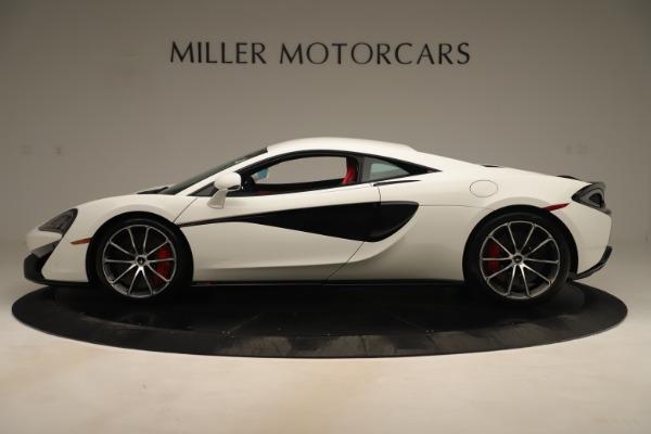 New 2020 McLaren 570S Coupe for sale $215,600 at Maserati of Westport in Westport CT 06880 2
