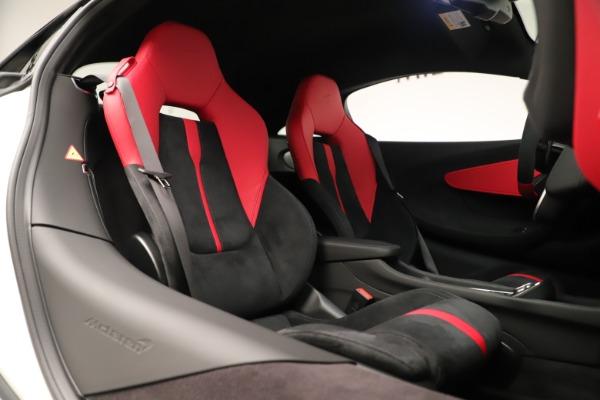 New 2020 McLaren 570S Coupe for sale $215,600 at Maserati of Westport in Westport CT 06880 21