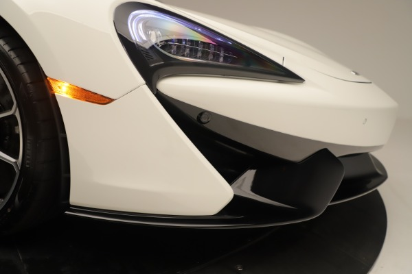 New 2020 McLaren 570S for sale $215,600 at Maserati of Westport in Westport CT 06880 22