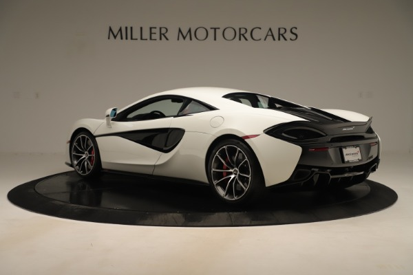 New 2020 McLaren 570S for sale $215,600 at Maserati of Westport in Westport CT 06880 3