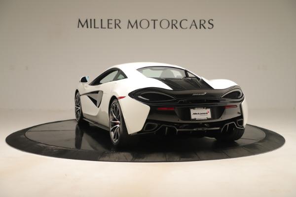 New 2020 McLaren 570S Coupe for sale $215,600 at Maserati of Westport in Westport CT 06880 4