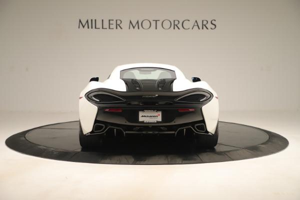 New 2020 McLaren 570S Coupe for sale $215,600 at Maserati of Westport in Westport CT 06880 5