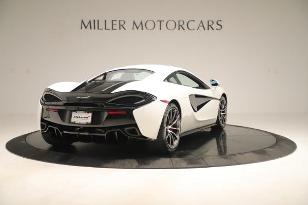 New 2020 McLaren 570S Coupe for sale $215,600 at Maserati of Westport in Westport CT 06880 6