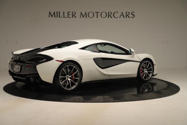 New 2020 McLaren 570S Coupe for sale $215,600 at Maserati of Westport in Westport CT 06880 7