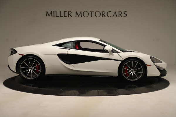 New 2020 McLaren 570S Coupe for sale $215,600 at Maserati of Westport in Westport CT 06880 8