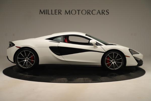 New 2020 McLaren 570S Coupe for sale $215,600 at Maserati of Westport in Westport CT 06880 8