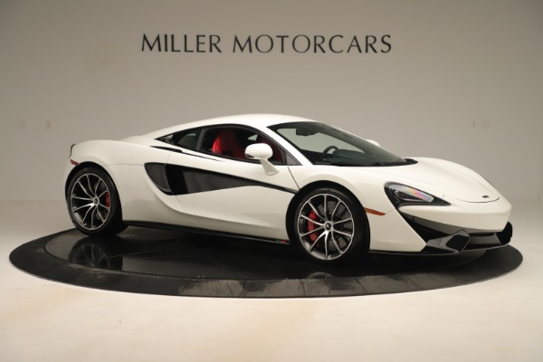 New 2020 McLaren 570S Coupe for sale $215,600 at Maserati of Westport in Westport CT 06880 9