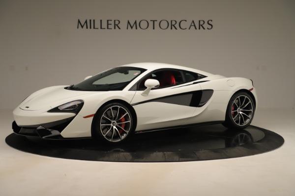 New 2020 McLaren 570S Coupe for sale $215,600 at Maserati of Westport in Westport CT 06880 1