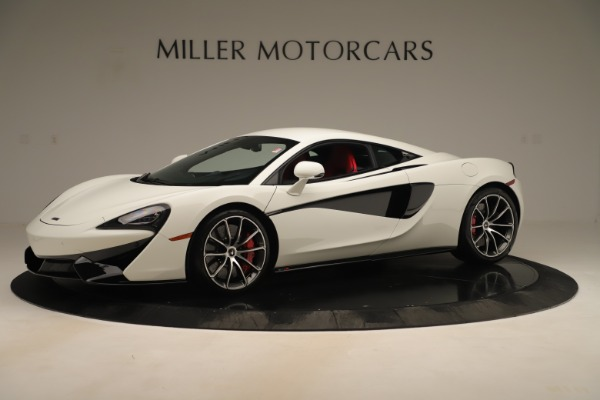 New 2020 McLaren 570S for sale $215,600 at Maserati of Westport in Westport CT 06880 1