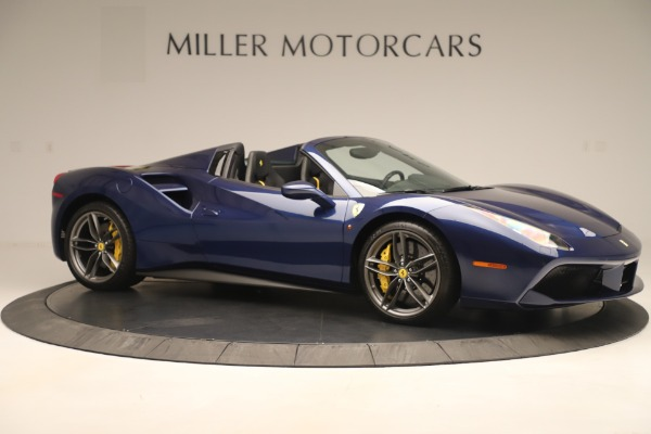 Used 2018 Ferrari 488 Spider for sale $298,900 at Maserati of Westport in Westport CT 06880 10