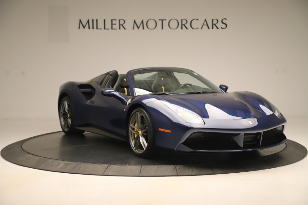 Used 2018 Ferrari 488 Spider for sale Sold at Maserati of Westport in Westport CT 06880 11