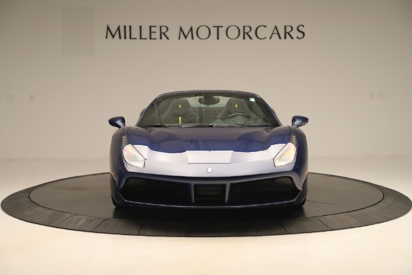 Used 2018 Ferrari 488 Spider for sale $298,900 at Maserati of Westport in Westport CT 06880 12