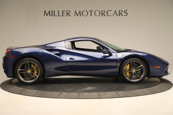 Used 2018 Ferrari 488 Spider for sale Sold at Maserati of Westport in Westport CT 06880 17